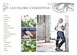 leonore christine webshop 2