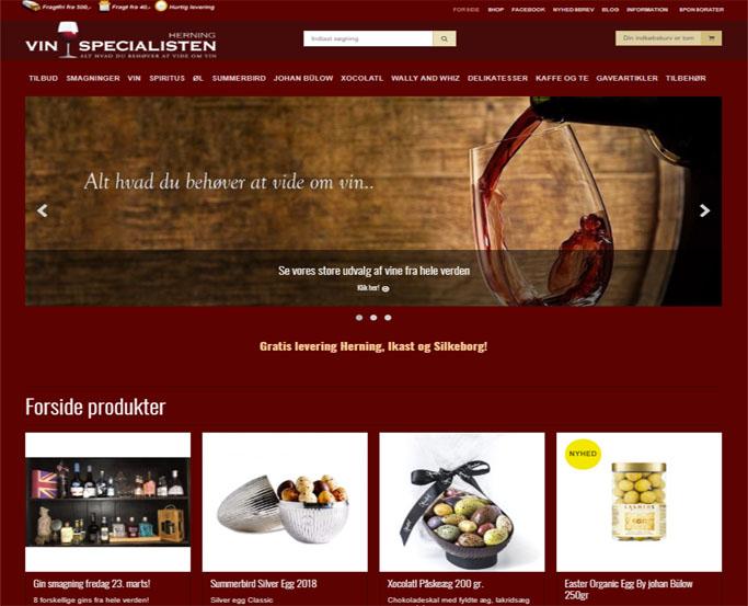 vinspecialisten herning webshop2 vinhandler