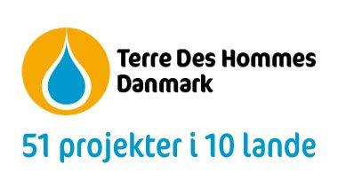 Terre Des Hommes Danmark i responsive web design