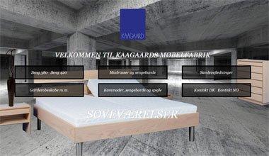Kaagaard soveværelser og møbler