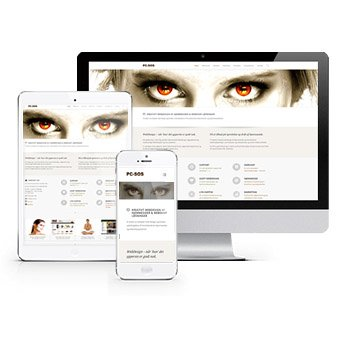 responsive web-design layout