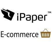 iPaper E-commerce webshop-2 integration E-katalog